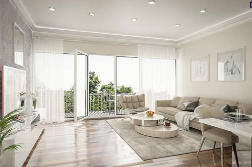 Ihre kompakte 4-Zimmer-Familien-Wohnung mit sonniger Südterrasse - PROVISIONSFREI! Ab 12/2022