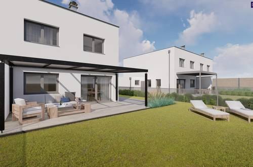Familien-Hit: Provisionsfrei für den Käufer + 5-Zimmer Doppelhaushälfte + Idyllischer Eigengarten + sonnige Terrasse + perfekte Raumaufteilung!