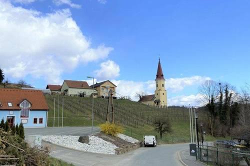 ITH: Graz-Süd! Bewilligtes Bauträgerprojekt im Grünen mit Südost Ausrichtung - 7 Wohneinheiten, Baubescheid liegt vor!