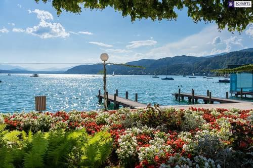 Traumhafte NEUBAUWOHNUNGEN am beliebtesten See Österreichs - Wohnen wo andere URLAUB machen! PROVISIONSFREI! Leben am Wörthersee!