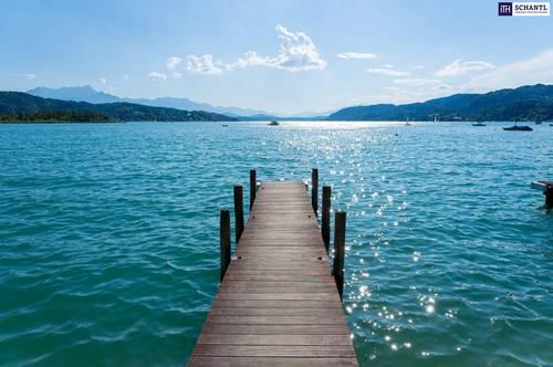 PROVISIONSFREI! Mit SEEBLICK - Bezaubernde NEUBAUWOHNUNGEN am beliebtesten See Österreichs - Wohnen wo andere URLAUB machen!