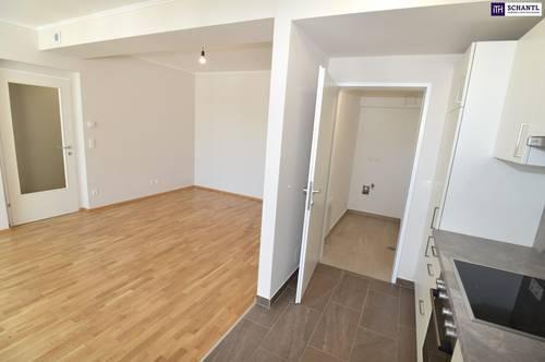 """""""DER MARKHOF"""" - Wunderschöne 2 Zimmer Wohnung + Erstbezug + Loggia. PROVISIONSFREI!"""