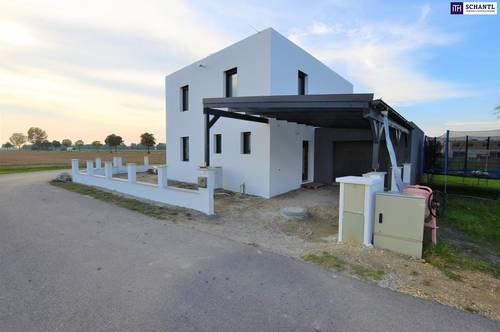 Gelegenheit: Erstbezug + Einfamilienhaus + 5-Zimmer + perfekte Raumaufteilung + unverbautes Gegenüber!
