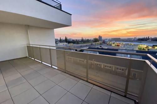 """""""DER MARKHOF"""" - ist vom Feinsten! 3 Zimmer + Dachterrasse on Top + Großer Balkon + Erstbezug."""