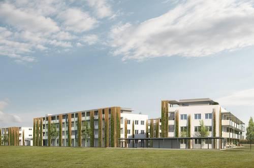 Helle Neubau - Kleinwohnung mit 41 m² Wohnfläche im Zentrum von 8141 Premstätten - PROVISIONSFREI! Projektvideo!