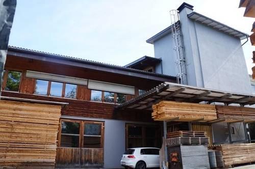 Großes Anwesen mit Wohnhaus und Gewerbebetrieb in Riefensberg!