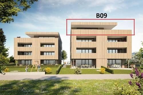 NEUBAU: Schönes Penthouse mit 156m² großer Dachterrasse in Dornbirn! (Top B9) provisionsfrei!