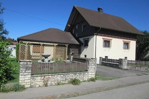 Großzügiges Haus mit 766m² Baugrundstück in Höchst zu verkaufen!