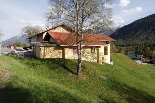 kleines Einfamilienhaus