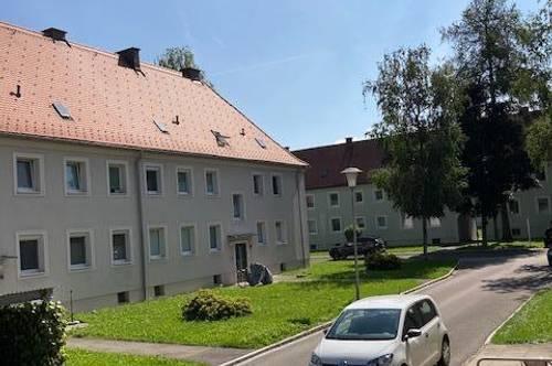 Entfernung in Gehminuten zur Arbeit - schöne, gemütliche 49,7 m2 Wohnung im Zentrum von Steyr Münichholz