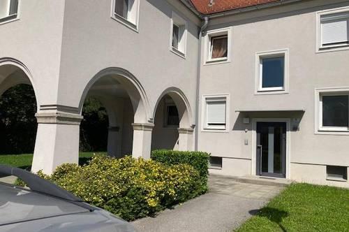 Auf der Suche nach einer schön sanierten 2 Raum Wohnung mit Dusche und geräumiger Wohnküche im schönen Stadtteil Steyr Münichholz?