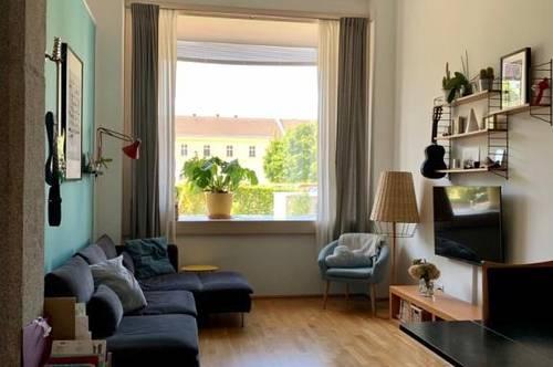 Großzügige Galeriewohnung mit eigener Terrasse in den Dragoner Höfen Wels - Wohlfühlgarantie durch ausgewählte Nachbarschaft - provisionsfrei