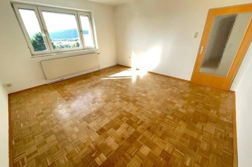 Freundliche 2 Zimmer Wohnung am südseitigen Sonnenhang in Top Aussichtslage! PROVISIONSFREI
