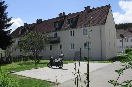 Kompakte 3-Zimmer-Wohnung zum Wohlfühlen mit Parkplatz im Grünen im Herzen der Wohlfühlsiedlung Trofaiach Nord! Provisionsfrei!