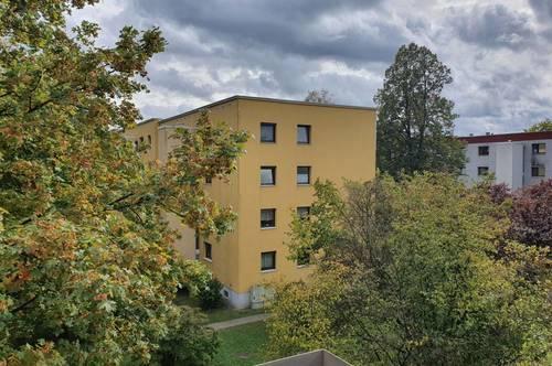 Oed/Linz! Lichtdurchflutete 3-Raum-Wohnung mit Loggia! ! Perfekte Infrastruktur! Provisionsfrei!