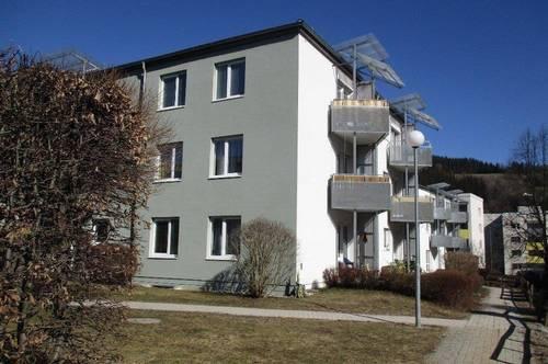 Sonnige 2-Raum-Wohnung mit Balkon und Parkplatz zum Wohlfühlen im Herzen der Siedlung Trofaiach Nord! Provisionsfrei!