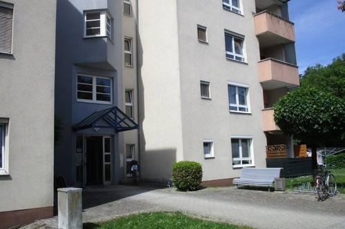 Nur für Pensionisten! Altersgerechtes Wohnen! Sehr schön sanierte 1 Raum Wohnung mit Balkon - Stadtteil Steyr Münichholz