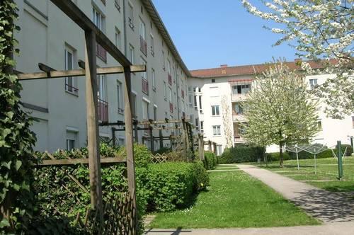 Ansprechende 3-Zimmer Wohnung in herrlicher Leondinger Grünlage! Inkl. sonnigem Balkon und erstklassiger Infrastruktur! Provisionsfrei!