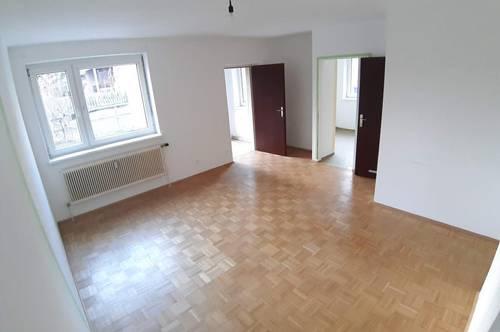 Ideale Singlewohnung mit 39 m² nahe dem Zentrum in Ruhelage im Erdgeschoß