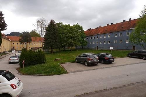 Garantiert bestes Preis-/Leistungsverhältnis, dennoch naturnahe Toplage in der beliebten WAG-Siedlung Traisen! 2-Raum-Wohn(t)raum - Provisionsfrei!