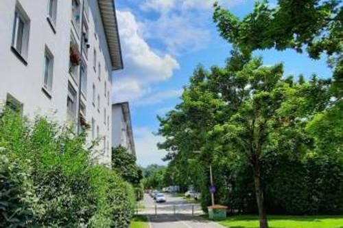 Erleben Sie ein einzigartiges Wohngefühl! Stilvolle 3-Raum-Wohnung mit Balkon in grüner Lage mit ausgezeichneter öfftl. Verkehrsanbindung! Prov.-frei!