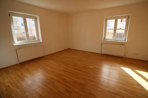 80m² EG-Wohnung mit großem Gemeinschaftsgarten in ruhiger & sonniger Siedlung - nahe Stadtzentrum