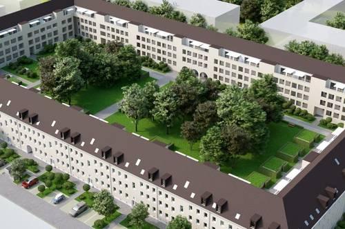 Ruhige 2-Raum-Wohnung - neu saniert, am beliebten Bindermichl mit bestem Preis-/Leistungsverhältnis