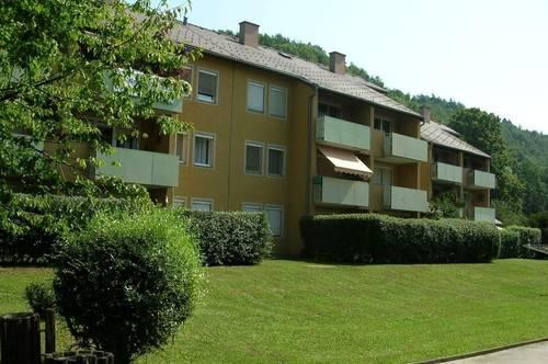 Top 3-Zimmer- Familienwohnung im 2. OG mit Balkon in ruhiger Grünlage, provisionsfrei