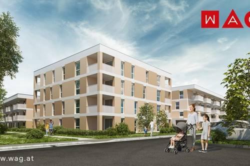 WAG: Zeitlose Architektur und klare Raumkonzepte laden zum Leben ein - Ihr neues Zuhause am Naherholungsgebiet Pichlinger See
