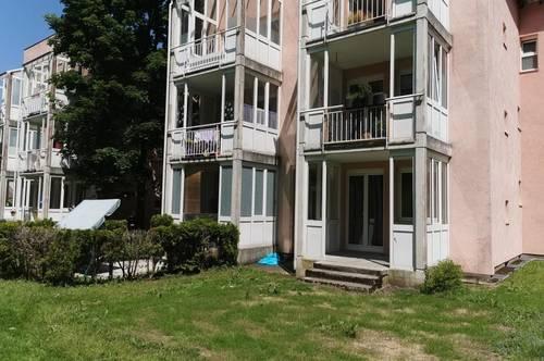 Sanierte Erdgeschoß Wohnung in sehr ruhiger, sonniger Wohnanlage