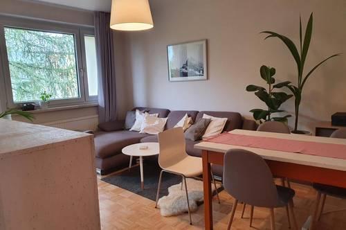 Ihre persönliche Wohlfühloase im beliebten Stadtteil Linz-Oed! 2-Raum Wohnung inkl. Loggia! Optimale Anbindung in das Zentrum! Provisionsfrei!