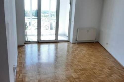 Hier wird Wohnen zum Genuss! 2-Raum-Wohnung mit sonniger Loggia am grünen Stadtrand von Linz mit optimaler öfftl. Verkehrsanbindung! Provisionsfrei!