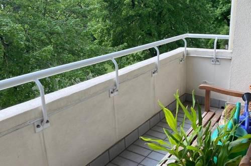 Grünes Wohnen in einem der beliebtesten Wohngebiete der Stadt Linz - Bindermichl - Oed! Traumhafte 3-Zimmer Wohnung mit Loggia! Provisionsfrei!