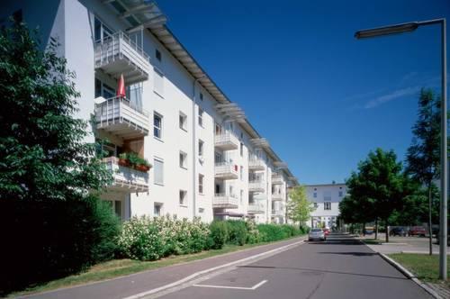 Schnell sein - sofort zu beziehen: 3-Raum-Wohnung mit Balkon in grüner Stadtrandlage mit erstklassiger Infrastruktur! Provisionsfrei!