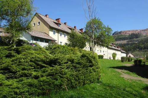 Herrliche Aussicht! Günstige und sonnige 3 Zimmer Wohnung in Eisenerz! Unbefristet und provisionsfrei zu mieten!