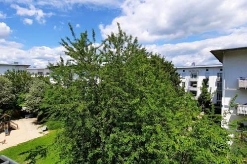 Schnell sein und wunderschöne großzügige 2-Zimmer Wohnung in Ebelsberg sichern! Provisionsfrei!