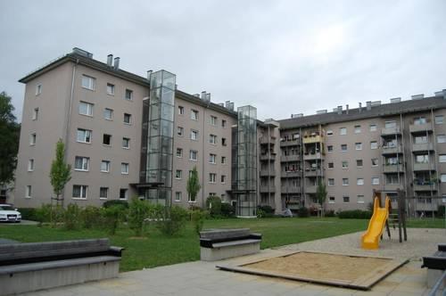 Ansprechende 3-Zimmer Wohnung mit hohem Wohlfühlfaktor am beliebten Bindermichl! Viele Freizeitmöglichkeiten! Kinderfreundliche Lage! Provisionsfrei!