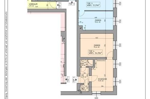 Rendite-Hit mit über 5 % in Schottwien mit 51,73 m² bei Gloggnitz und dem Kurort Semmering.