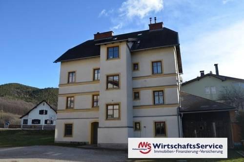 Mietwohnung (Top 5) mit 30,52 m² in Payerbach!