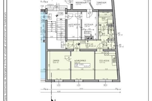 MIETWOHNUNG MIT 52 m² (TOP 2) IN GRÜNBACH AM SCHNEEBERG