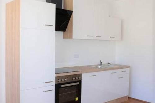 Zur Vermietung gelangt eine 104 m² Wohnung mitten im Zentrum von Wiener Neustadt.
