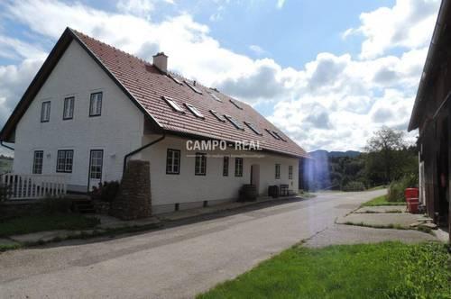 CAMPO-WOHNEN am BAUERNHOF - ideal für SINGLE oder PÄRCHEN