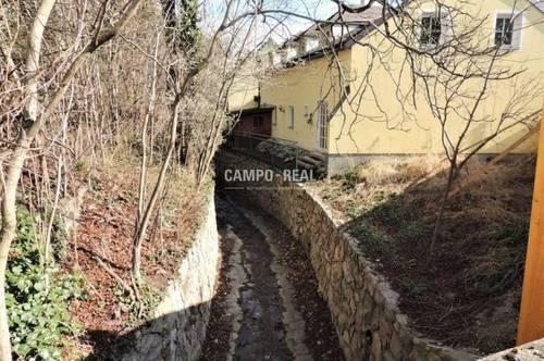 CAMPO-DOMIZIL: Premium Maisonette-Wohnung am Döblinger Erbsenbach - TOP 1