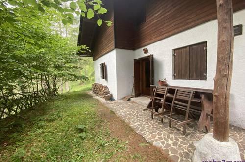 Behagliche Hütte im beliebten Brunntal