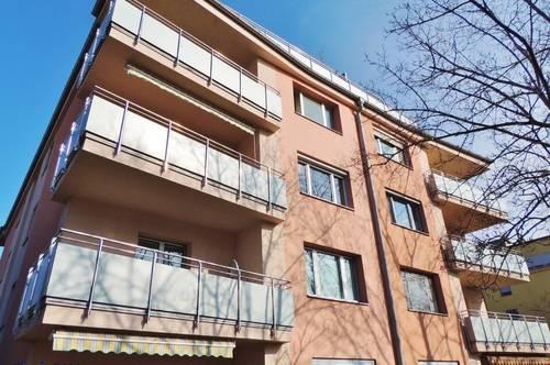 helle Wohnung - super Balkon - tolle Aussicht