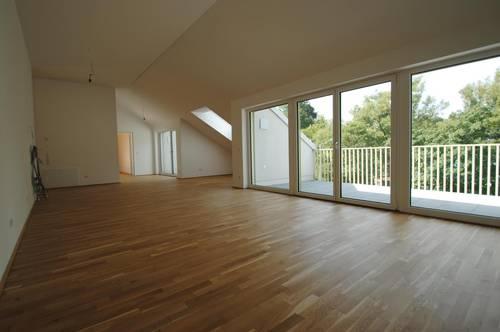 133 m² Penthouse - Neubau