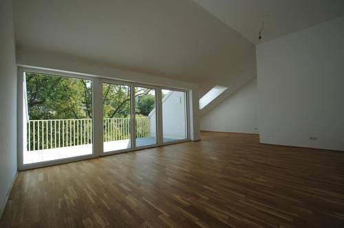 Penthouse-Wohnung - Neubau