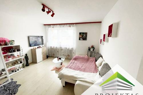 Helle 34 m² Singlewohnung mit Küche - Nähe Infra Center!