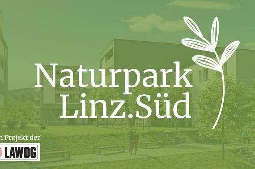 NATURPARK LINZ.SÜD | 3 Zimmer Neubauwohnung in Linz Pichling - Förderung vom Land OÖ!