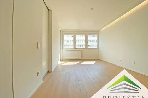 Exklusives 2 Zimmer Design-Apartment mit Küche in der Lentia City - ab sofort zu mieten